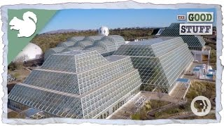 Inside Biosphere 2: The World