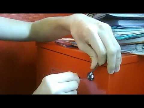 Comment ouvrir une porte d monstration avec rachid doovi - Comment ouvrir une porte de voiture sans clef ...