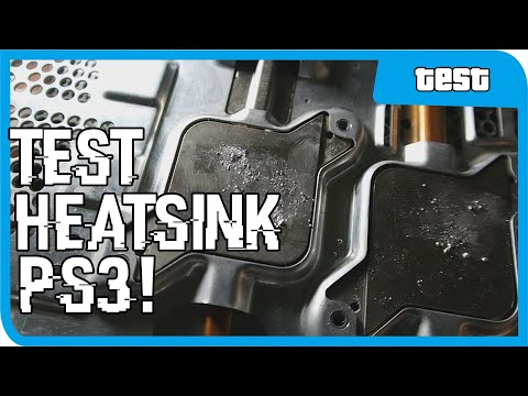 Percobaan Heatsink PS3 Menggunakan Liquid Metal!