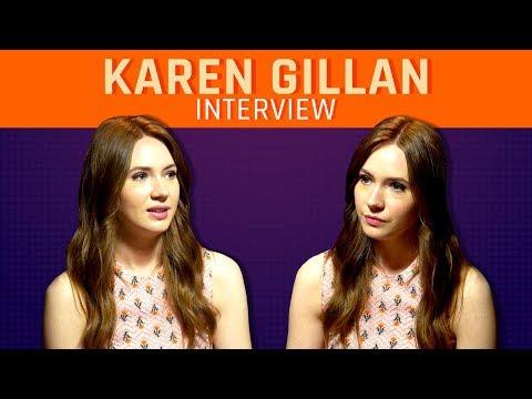 MensXP: Karen Gillan Interview | In Conversation With Nebula from Avengers: Infinity War
