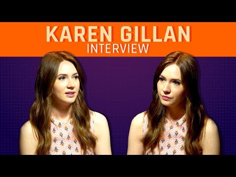 MensXP: Karen Gillan   In Conversation With Nebula from Avengers: Infinity War