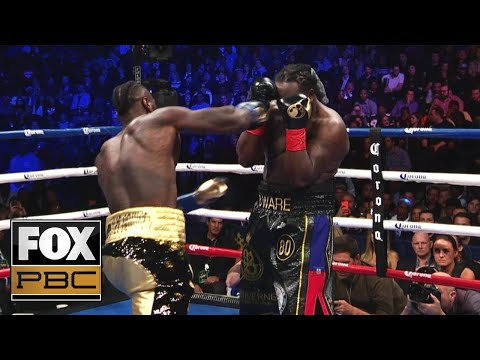 Deontay Wilder's 3 biggest knockouts | PBC ON FOX