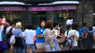 The Wizarding World of Harry Potter at Universal Studios-Japan
