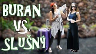 BURAN vs. SLUŠNÝ ČLOVĚK na dovolené l w/ Carrie Kirsten