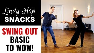 Swing Out - Basic to Wow! // Lindy Snack #12