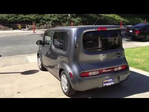 2014 2017 Nissan Cube Youtube