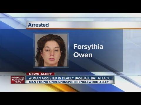 Woman says murder