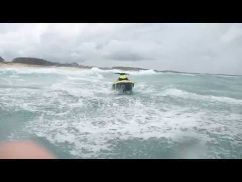 seadoo spark surf wave jumping | FunnyCat TV