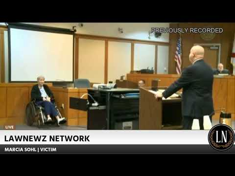 Frank Bybee Trial Day 2 Part 1 (Partial) Victim Marcia Sohl Testifies 09/28/17