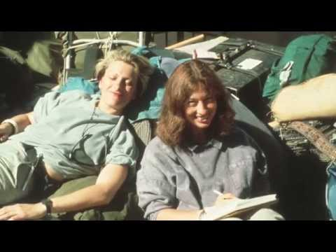 IMAX Tribute to Patricia Wright