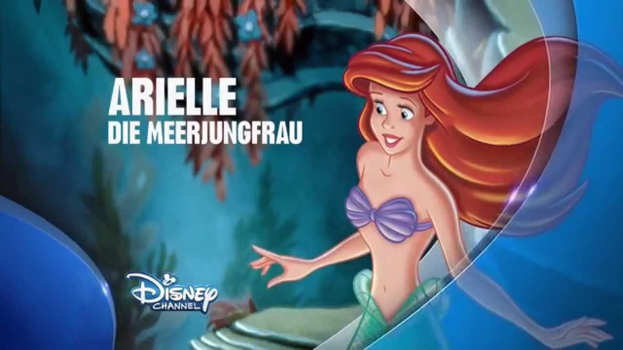 Arielle, die Meerjungfrau - Die Serie im DISNEY CHANNEL