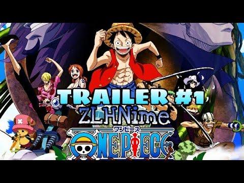 [TRAILER] #1 One Piece-Skypiea 2018 (Remake)