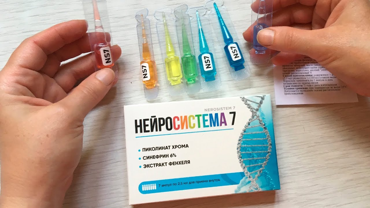 НейроСистема 7 cредство для похудения в Костроме