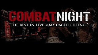 Combat Night 53 - Austen Lane vs Micah Cross