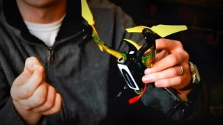 Dromida Ominus FPV PreFlight Tips for Beginners - RC Quadcopter - TheRcSaylors