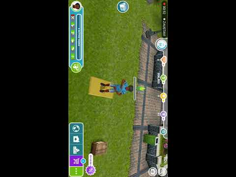 Sims Freeplay - How To Practice Tai Chi