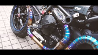 ZX10r Motovlog #94 : Xem SC Full Titan Hyperstrada939 và Trả lời câu hỏi