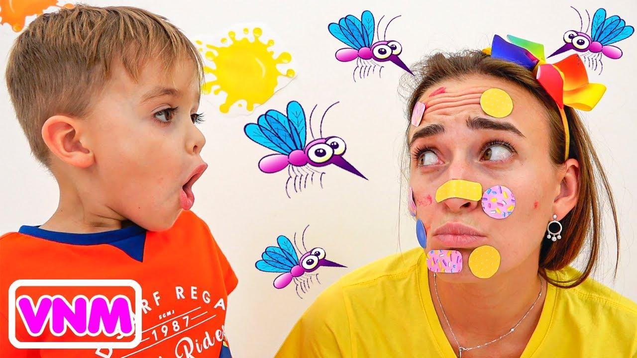 Vlad và Niki vs muỗi trong nhà của chúng tôi
