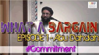 "Zahir Mahmood   ""What a Bargain!"" Ep.1 - Abu Dahda    Emotional"