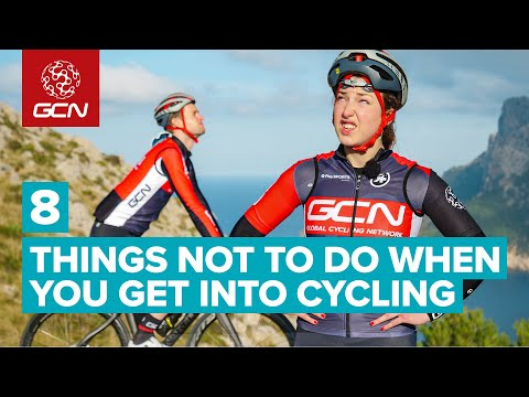 8 Things Not To Do When You're New To Road Cycling
