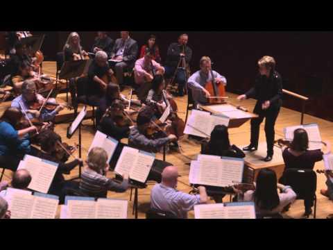 Baltimore Symphony Orchestra Rehearses Second Movement from Tchaikovsky's Symphony No. 5