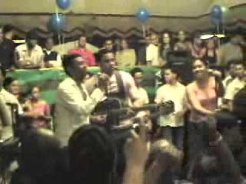 Antony Santos y Romeo Santos de Aventura Live