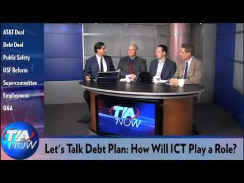 Let's Talk Debt Plan: How will ICT play a role in the debt plan and should we be concerned?