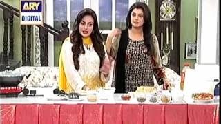 Good Morning Pakistan Host Nida Yasir ARY Digital 17th March 2016 Part 3