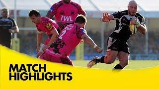 Exeter Chiefs v London Welsh - Aviva Premiership Rugby 2014/15