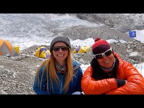 Interview with Everest Climbers