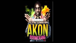 Akon ft Pitbull - Boomerang
