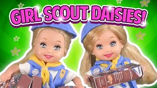 Barbie - We're Girl Scout Daisies! Ep.199