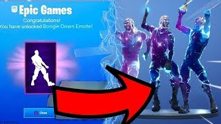 "How to unlock the ""Boogie Down"" Emote in Fortnite Battle Royale"