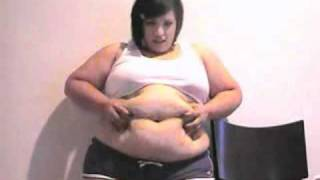 Repeat youtube video Sexy Belly Jello Getting Fat Remix