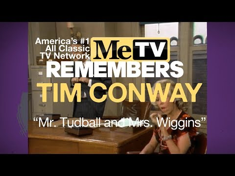 MeTV Remembers Tim Conway | Mr. Tudball and Mrs. Wiggins