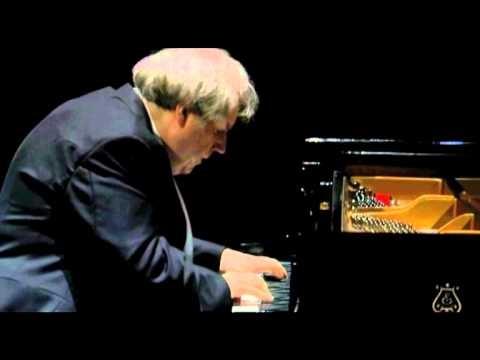 Grigory Sokolov — Beethoven, Sonata op. 28/II