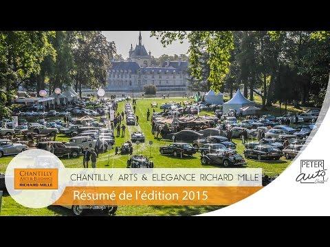 Résumé - Chantilly Arts et Elegance Richard Mille