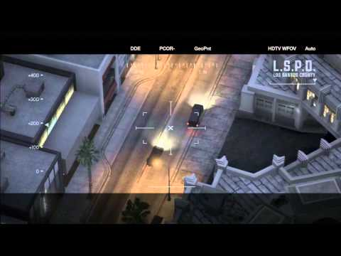 Grand Theft Auto V (GTA 5) Police Chopper Surveillance