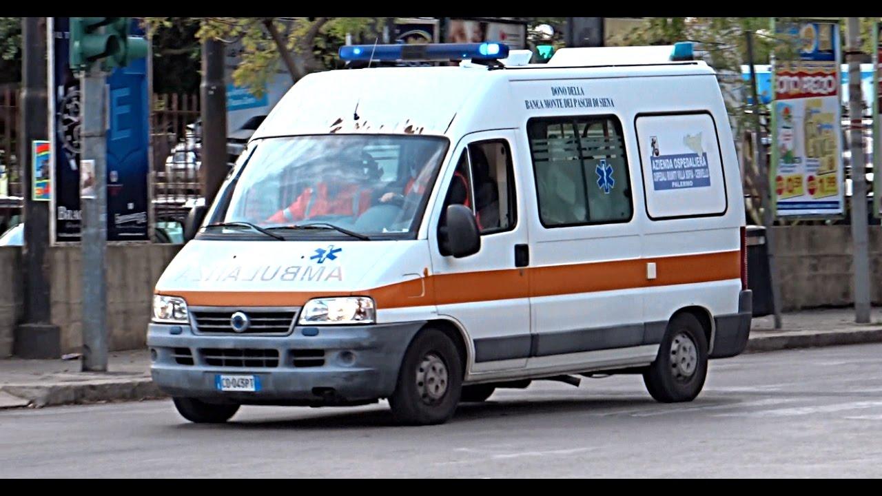 suono sirena ambulanza