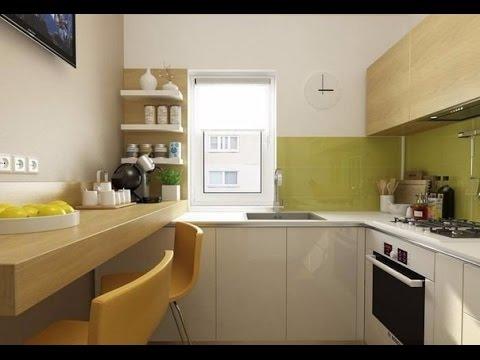 кухни 6 кв. м фото