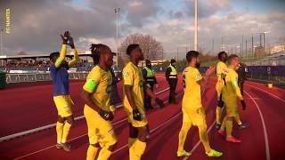 Entente SSG - FC Nantes : la  communion et la joie du vestiaire