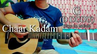 Chaar Kadam | Full Song | PK | Easy Guitar Chords Lesson+Cover, Strumming Pattern, Progressions...