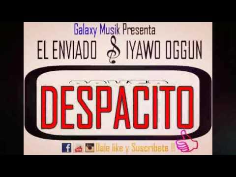 COVER DESPACITO IYAWO OGUUN FT ENVIADO