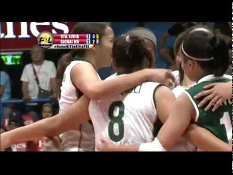 PSL Top Rallies: Sta. Lucia Realtors (Middle East)