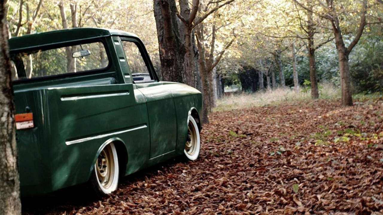 Moskvitch Pickup Tuning Russian Cars Youtube