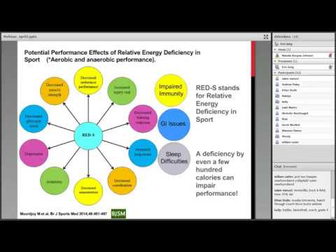 Coach Webinar Canadian Sport Centre Atlantic Sports Nutrition for Young Athletes