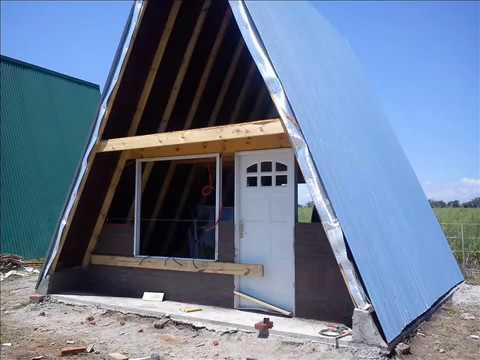 Como construir una alpina desde sus inicios youtube - Proyectos para construir una casa ...