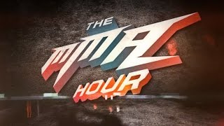The MMA Hour: Episode 349 (w/Woodley, Bisping, Lockhart, Brooks, Duffy, More)