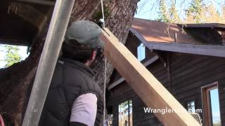 How To Build A Treehouse | 9 Wranglerstar