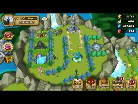 Summoners War Island Creations By Blackybear